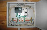 монтаж электрики в квартире