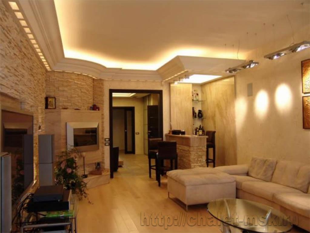 Отделка и дизайн квартир