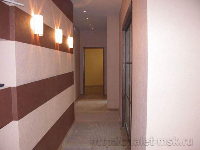 ремонт квартир в москве, ремонт в коридоре
