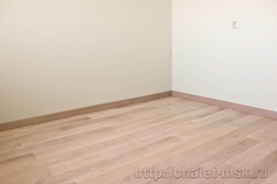ремонт квартир в москве, ламинат