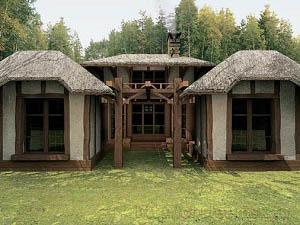 Дом в стиле шале chl-14-01
