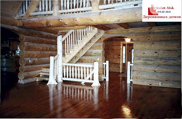 Внутренняя отделка деревянного дома отделка полов